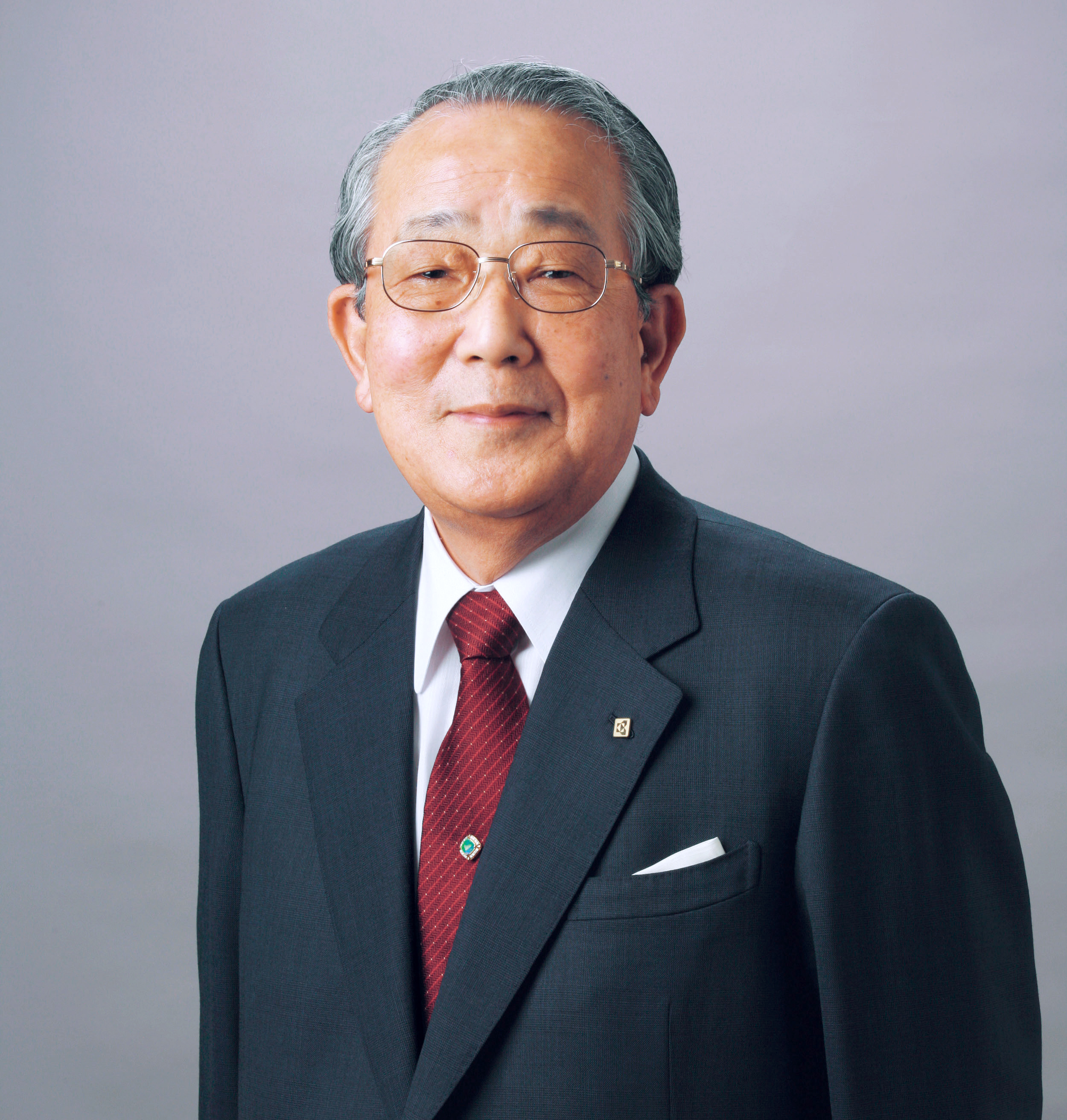 photo:Kazuo Inamori honorary president