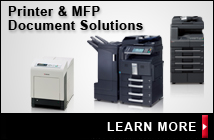 Photo: Printer MFP Document Solution -LEARN MORE