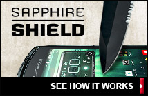 Photo: SAPPHIRE SHIELD -SEE HOW IT WORKS