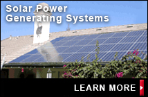 Photo:Solar Power Generationg Systems -LEARN MORE