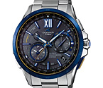 Photo:KYOCERA's Recrystallized Blue Sapphire Sparkles in New CASIO OCEANUS Watch Design