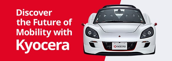 Discover the Future of Mobility with Kyocera