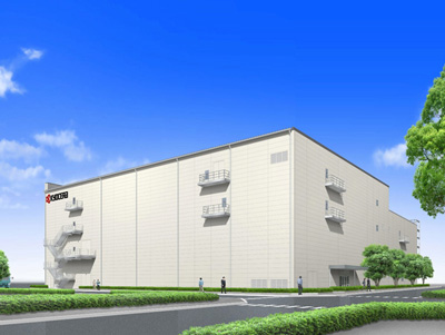 KYOCERA to Build New Facility in Shiga, Japan to Produce Automated Equipment for