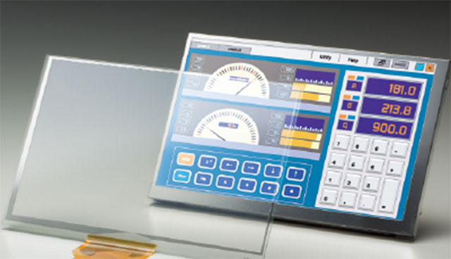 As a pioneer in the industry, Kyocera provide a more easy-to-use, more user-friendly display