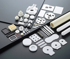 Pressed And Extruded Parts Fine Ceramics Advanced
