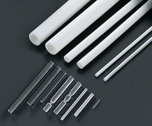 Ceramic Sapphire Rods And Tubes Fine Ceramics