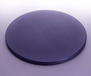 Sic Silicon Carbide Polishing Plates Fine Ceramics