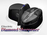 Electric Ceramic Knife Sharpener