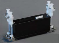 300dpi two-color printhead