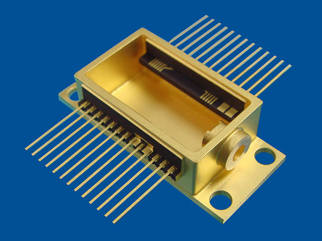 Packages For Fiber Optic Communication Modules