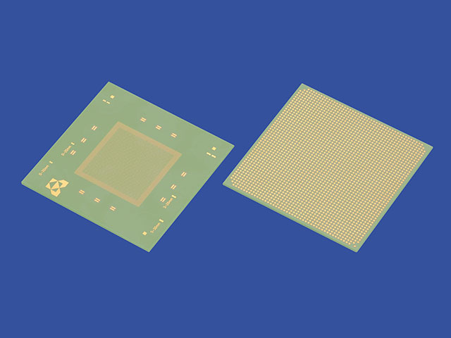 Ceramic Packages For Large Scale Integration Lsi Devices