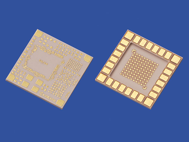 LTCC Packages for RF Modules | Ceramic Packages | Products | KYOCERA