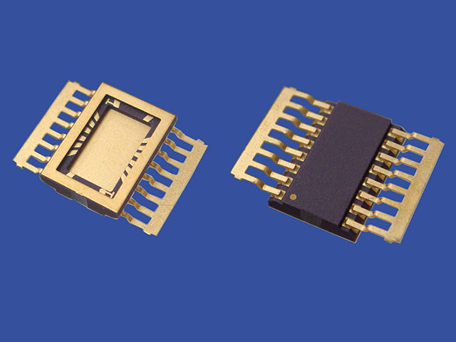 Standard Packages And Lids For Device Evaluation Ceramic