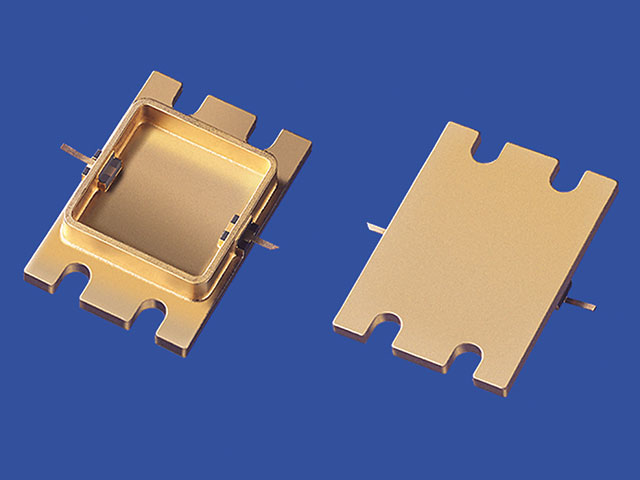 Rf Power Transistor Packages Components For Wireless