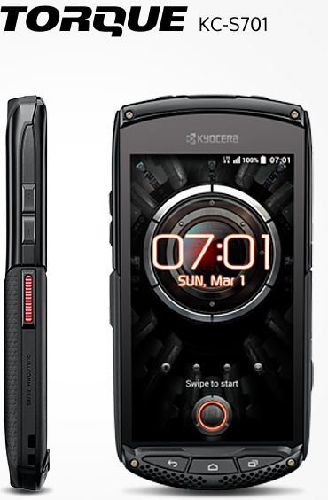 Torque Kc S701 Mobile Phones Android 4g Lte